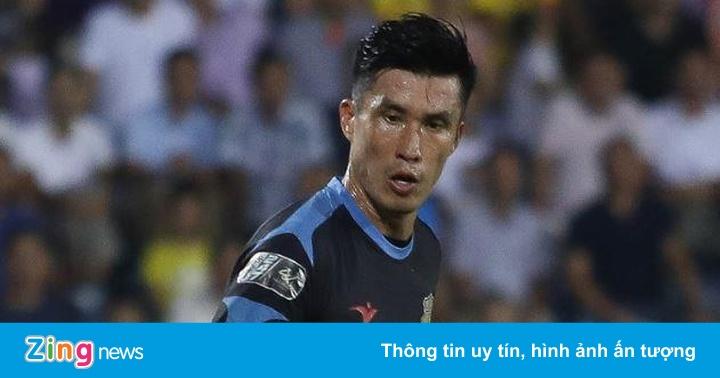 CLB Nam Định lỡ cơ hội vượt HAGL sau trận thua đậm Khánh Hòa