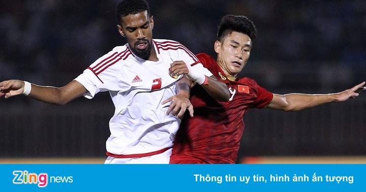 U22 Việt Nam 0-0 UAE: Đức Chinh dứt điểm nguy hiểm