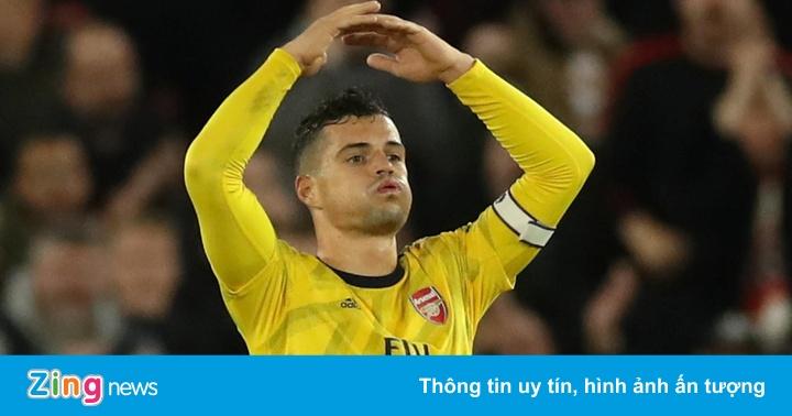 Arsenal thua 0-1 trước CLB mới lên hạng