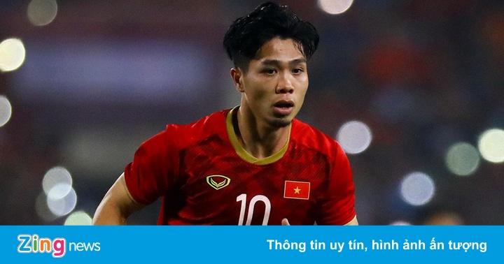 Việt Nam vs Thái Lan: Tiến Linh đá chính, Công Phượng dự bị