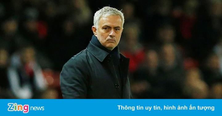 Mourinho nói gì về thất bại trước Man Utd
