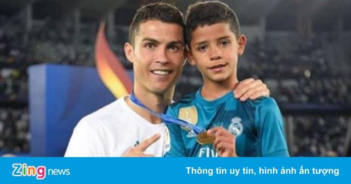 Ronaldo Junior gây sốt với đoạn video nói trôi chảy 4 thứ tiếng