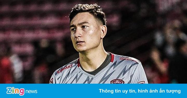 Rayong 0-0 Muanthong: Văn Lâm suýt nhận bàn thua