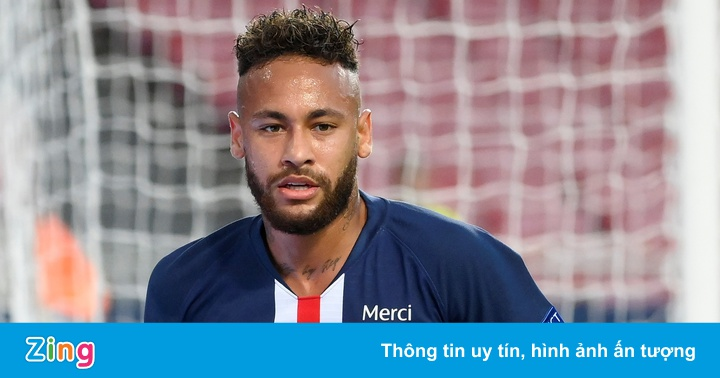 PSG 0-1 Bayern: Neymar, Mbappe phung phí cơ hội