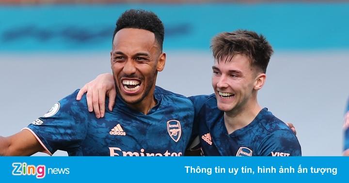 Arsenal thắng 3-0 ở trận mở màn Premier League