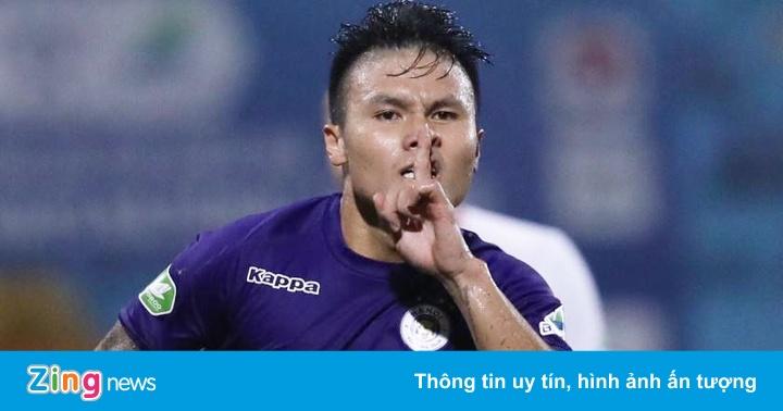 Quang Hải tỏa sáng giúp CLB Hà Nội vô địch Cúp Quốc gia