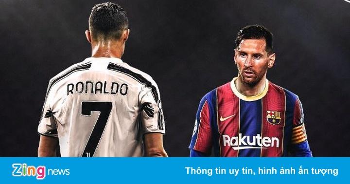 Ronaldo đối đầu Messi từ vòng bảng Champions League