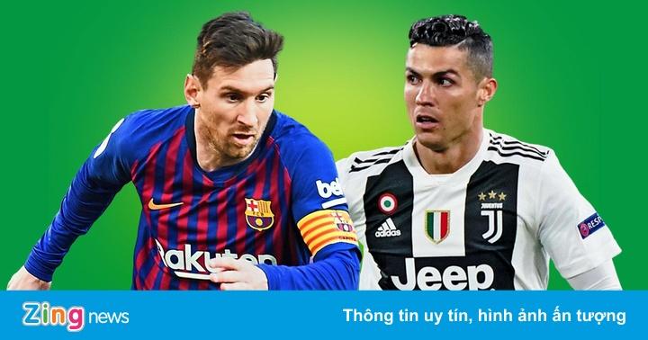 Bốc thăm Champions League: Đội của Ronaldo và Messi có thể cùng bảng