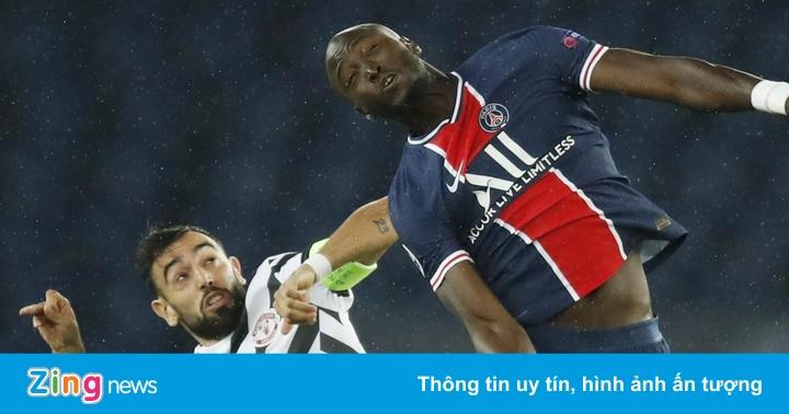 PSG 0-0 MU: De Gea liên tiếp cứu thua