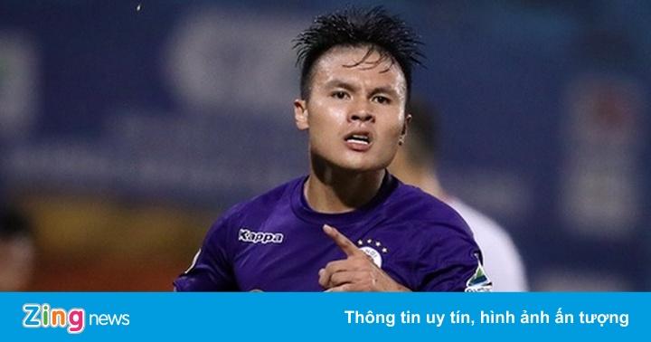 CLB Hà Nội 2-1 Bình Dương: Quang Hải giúp chủ nhà ngược dòng