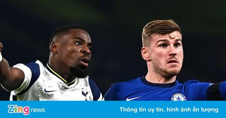 Chelsea 0-0 Tottenham: Werner ăn mừng hụt - giá vàng 9999 hôm nay 109