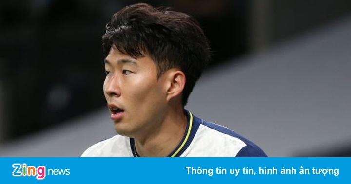Tottenham vs Man City: Son Heung-min sẵn sàng tỏa sáng