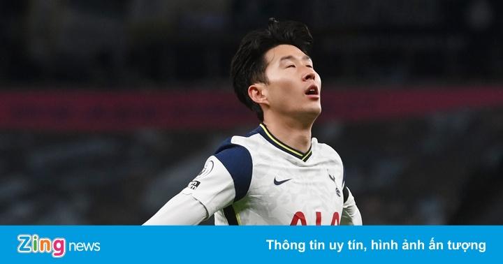 Tottenham 0-1 Man City: Son Heung-min tỏa sáng