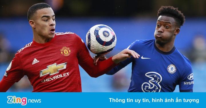 Chelsea 0-0 Man Utd: VAR từ chối cho MU hưởng phạt đền