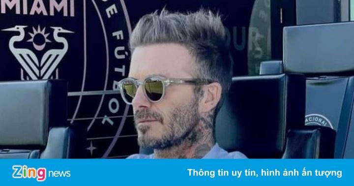 Beckham: 'Tôi muốn chiêu mộ Ronaldo và Messi nếu có cơ hội'