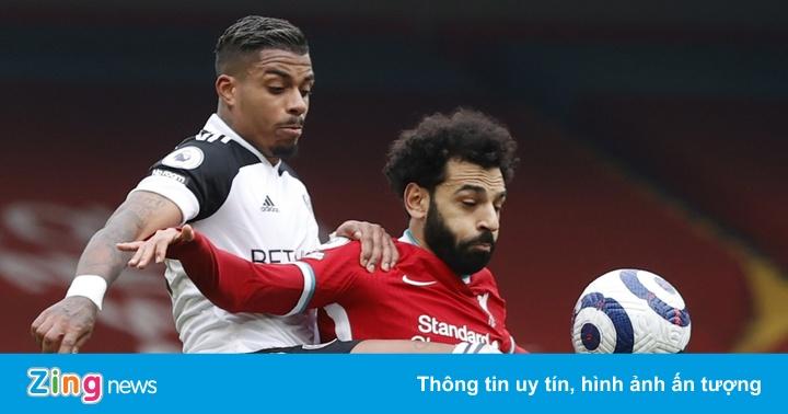 Liverpool 0-1 Fulham: Thủ môn gốc Philippines chơi ấn tượng