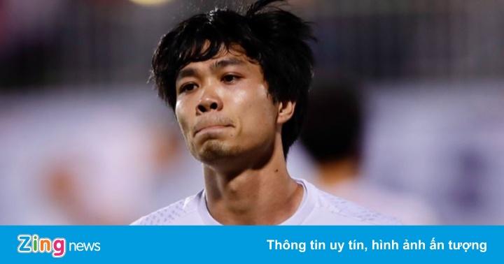 HAGL vs CLB Bình Định: Công Phượng, Tuấn Anh đá chính