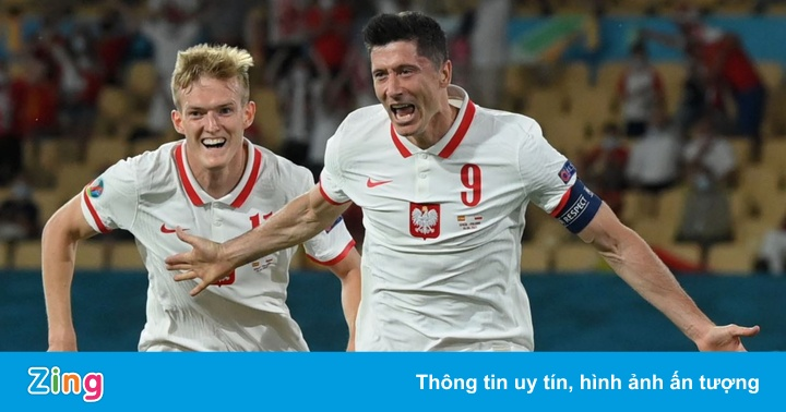 Thụy Điển vs Ba Lan: Cơ hội cuối cho Lewandowski