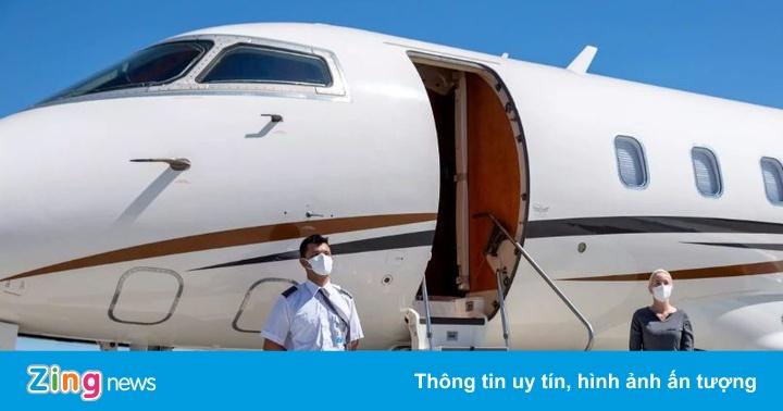 Bùng nổ kinh doanh máy bay cá nhân và những lợi thế sau đại dịch