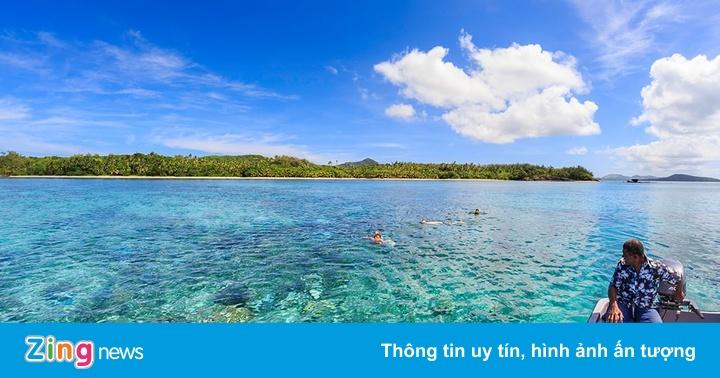 Quốc đảo Fiji mở cửa biên giới tìm kiếm tỷ phú