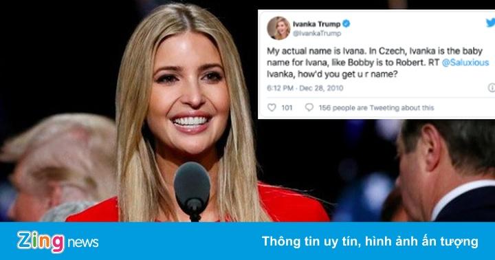 7 tiết lộ bất ngờ về Ivanka Trump