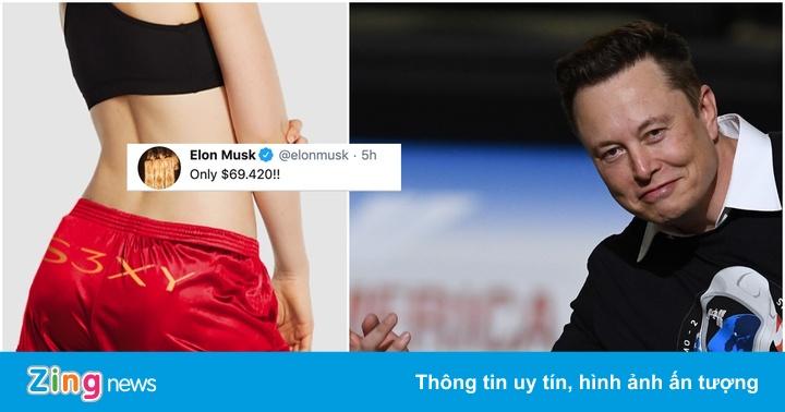 Nghệ thuật sales đỉnh cao của Elon Musk, bán quần đùi cũng cháy hàng