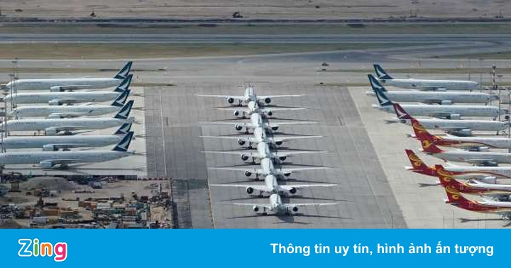 Gần 10.000 máy bay 'đắp chiếu' trên toàn thế giới - kết quả xổ số đắc nông