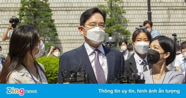 'Thái tử Samsung' khó tiếp quản tập đoàn vì có thể đối mặt án tù