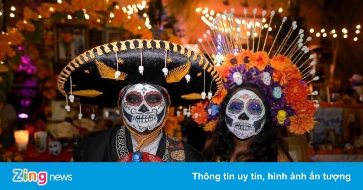Khám phá lễ hội chào đón người chết ở các nước trên thế giới