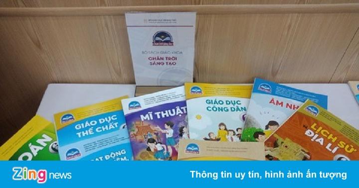 Trường học ở TP.HCM hoàn thành chọn sách giáo khoa trước ngày 6/3