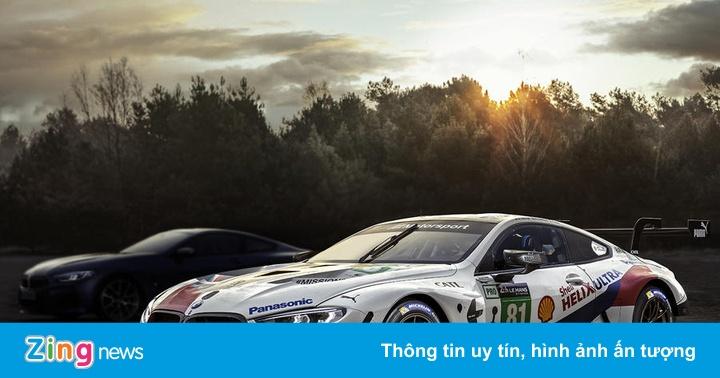 BMW 8-Series bất ngờ lộ diện trước ngày ra mắt