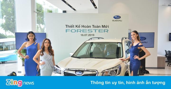 Chi tiết Subaru Forester nhập khẩu Thái Lan, cao nhất 1,288 tỷ đồng