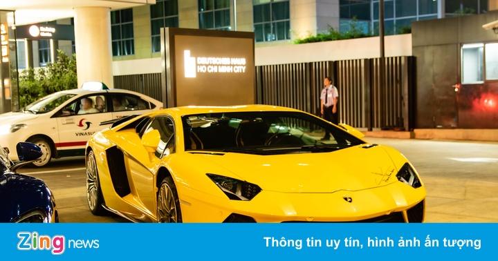 Lamborghini Aventador S được nâng cấp đồ chơi hàng hiếm ở VN