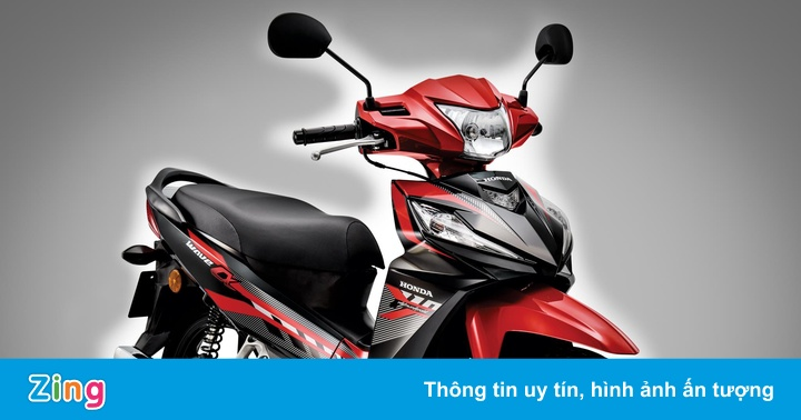 Honda Wave Alpha 2020 ra mắt tại Malaysia, Việt Nam vẫn đang là bản cũ