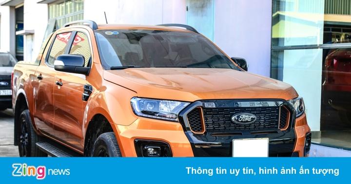 Ford Ranger 2021 đã về đại lý, giá từ 616 triệu đồng - xổ số ngày 24122019