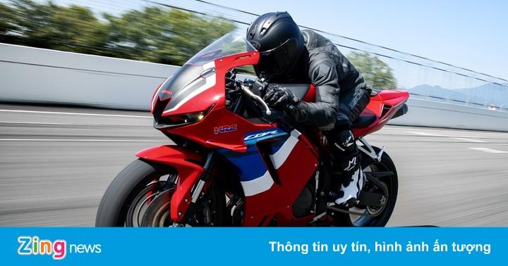 Honda CBR600RR ra mắt tại Malaysia, giá gần 24.000 USD