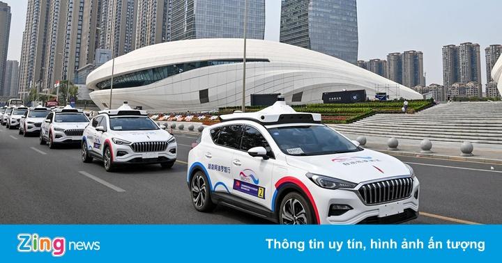 Taxi tự lái sẽ phục vụ tại Olympic Bắc Kinh 2022 - xs thứ ba