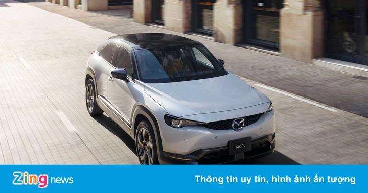 Mazda lên kế hoạch ra mắt hàng loạt ôtô điện