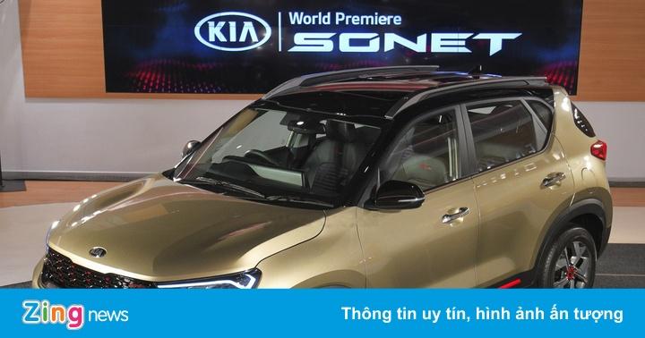 Kia Sonet có thể sẽ ra mắt tại Việt Nam trong cuối tháng 9