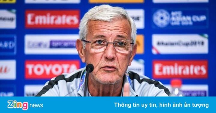 """HLV Lippi: """"Gọi là tuyển Philippines nhưng hầu hết cầu thủ nhập tịch"""""""