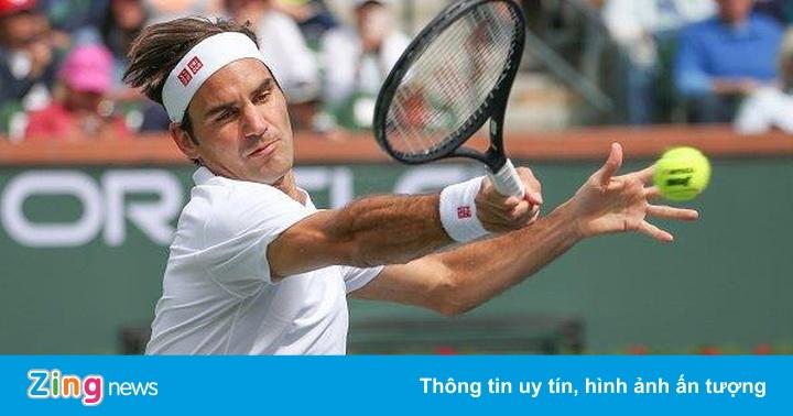Nadal, Federer thẳng tiến vào tứ kết Indian Wells 2019