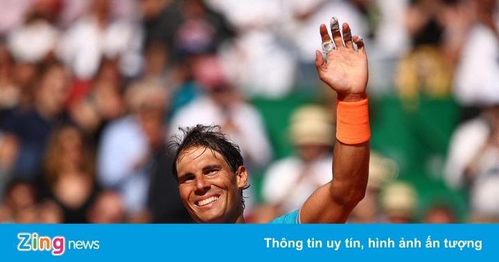Hạ 'Tiểu Federer', Nadal lần thứ 15 vào tứ kết Monte Carlo