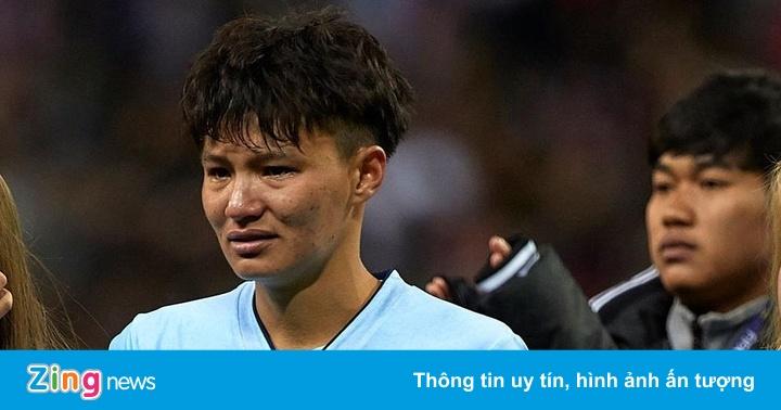 Tuyển Thái Lan dẫn đầu danh sách những đội thua đậm nhất World Cup nữ
