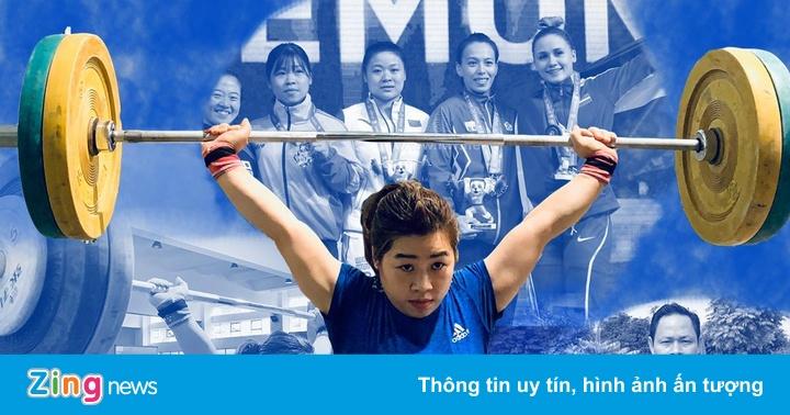 Hoàng Thị Duyên - niềm hy vọng vàng tại SEA Games