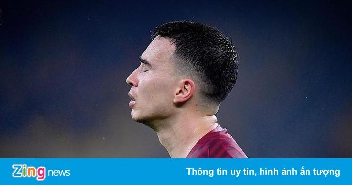 CĐV chế giễu Tristan Do dự bị trận Việt Nam - Thái Lan