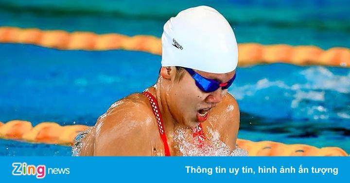 SEA Games 30: Ánh Viên giành 2 HCV liên tiếp