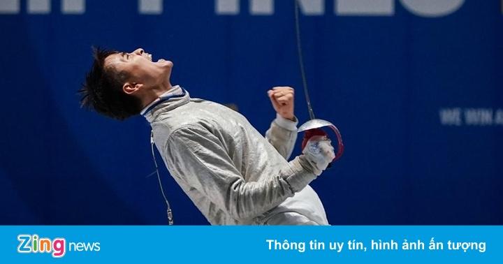 SEA Games 30: Kiếm chém Việt Nam thắng kịch tính Thái Lan để giành HCV