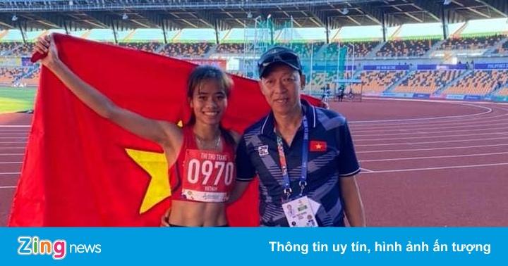 SEA Games: Tuyển điền kinh Việt Nam giành 2 HCV trong sáng 8/12
