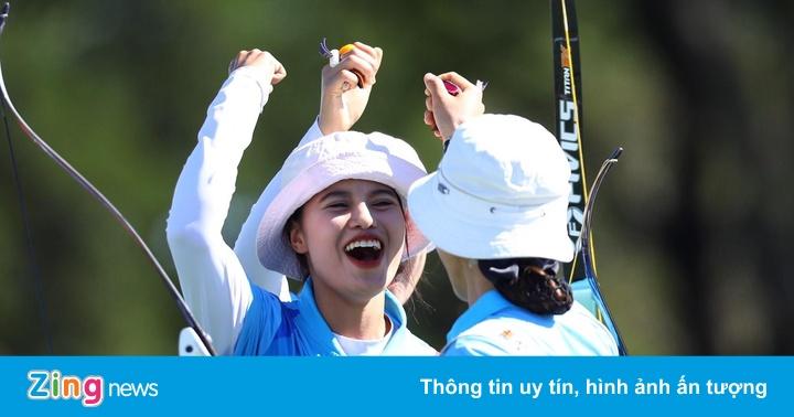 Đoàn Việt Nam có thêm 3 HCV trong sáng 8/12