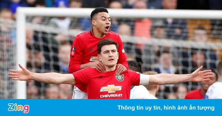 Tranmere 0-4 Man Utd: Lingard, Phil Jones lập công